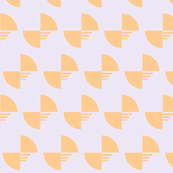 circled square  (purple-orange)