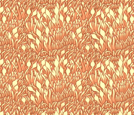 Barrier Reef fabric by jadegordon on Spoonflower - custom fabric