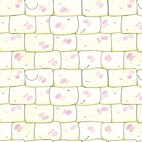 Cells fabric by katiemckissick on Spoonflower - custom fabric