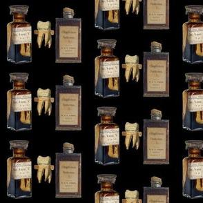 Medicines Vintage Black