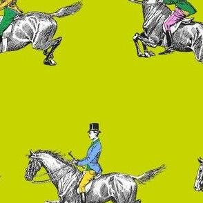 Three Gentlemen Chartreuse