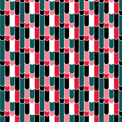 Geometric fabric by jadegordon on Spoonflower - custom fabric