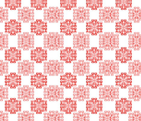 Chinese_paper_cutting1 fabric by prarthana on Spoonflower - custom fabric