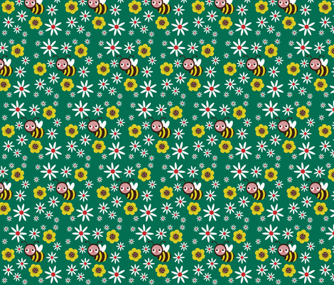 End Papers fabric by heidikenney on Spoonflower - custom fabric
