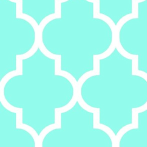Quatrefoil in Mint