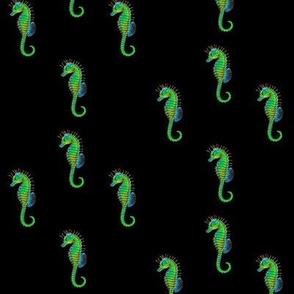 seahorseblack