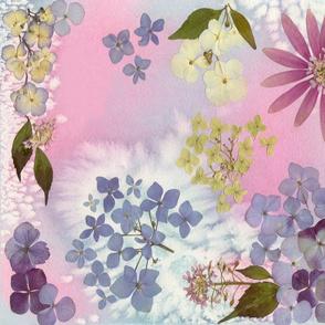 Hydrangea Watercolors
