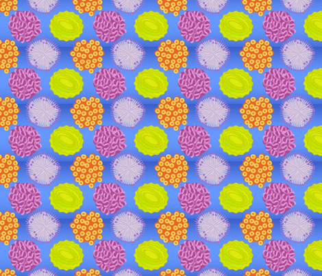 reef fabric by roxiespeople on Spoonflower - custom fabric