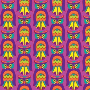 wise owl owl in juicy