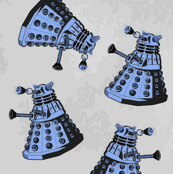 Doctor Who Dalek Pattern