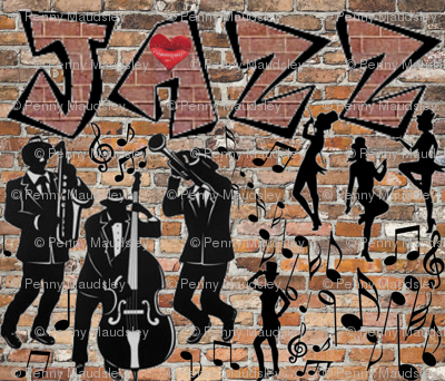 JAZZ GRAFFITI