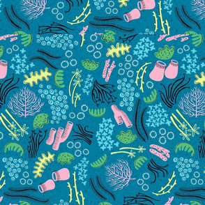 Great Barrier Reef by Emily Balsley