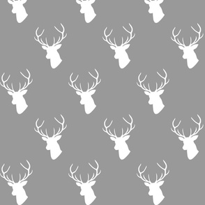 Antler Fabric Wallpaper Amp Gift Wrap Spoonflower