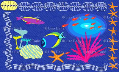 Sotto il Mare (half-brick)