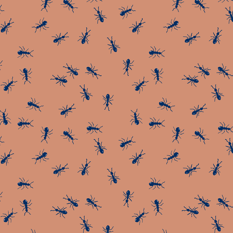 marching fabric by katherinecodega on Spoonflower - custom fabric