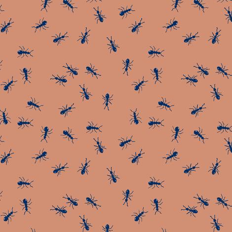 marching fabric by katherinecodega on Spoonflower - custom fabric