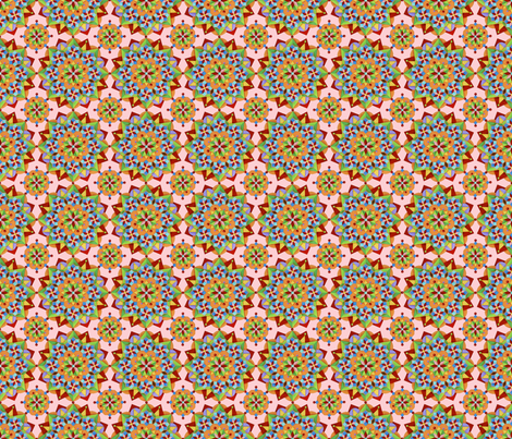Manchester Mandala Pink