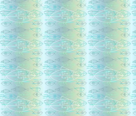 reef fabric by annieadams on Spoonflower - custom fabric
