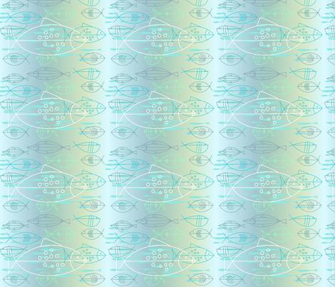 reef fabric by annieadams on Spoonflower - custom fabric