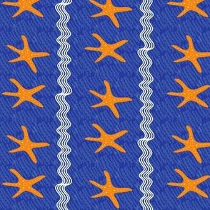 Sotto il mare starfish stripe