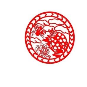 Papercut Ladybug  Polkadot