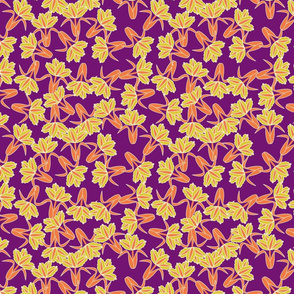 field of tulip_seamless_PURPLE