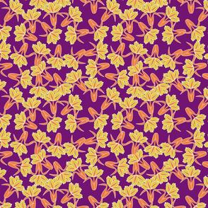 field of tulip_seamless_PURPLE