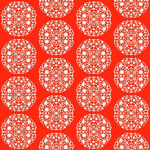 Chinese_Paper_Cutting_Dubai_Building_lattice_R_W_Circle_Red_bkgrnd