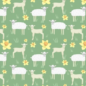 Springtime Print