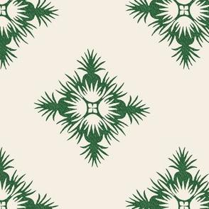 Ripe Green Pina