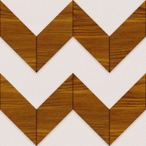 Oak Chevron
