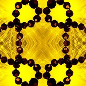 Disco beads - Stefanie