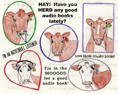 Audiobook Cows