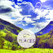 Go Places motivational swatch