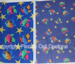 Tropical Fish And Starfish
