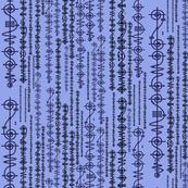 BlueVulcan Calligraphy