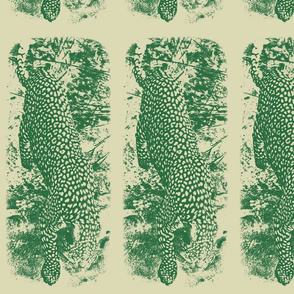 Jade Leopard Steps