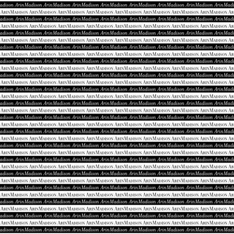ArinMadison Sp'14 Brand Stripes (Custom)