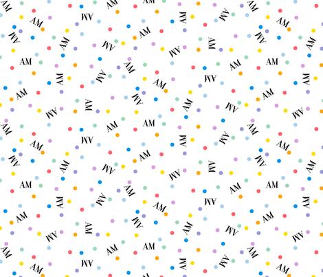 ArinMadison Sp'14 Polka Dot (White) (Custom)