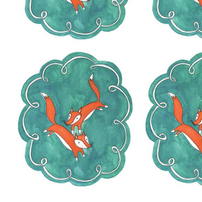 Fleeting Foxes