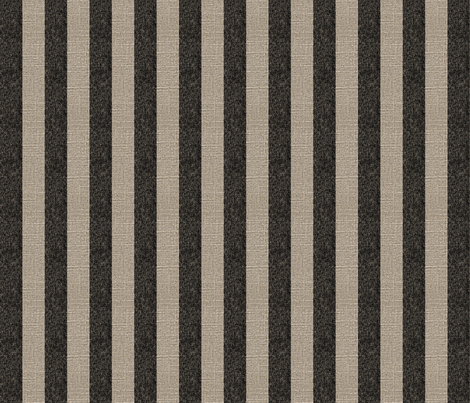 Black Stripe on Linen fabric by jolenebalyeatdesigns on Spoonflower - custom fabric