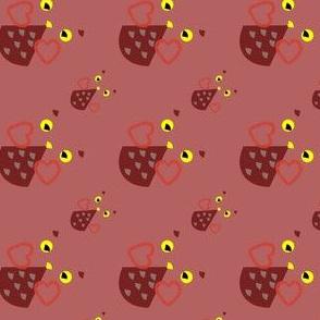 Hooty Valentine Owls