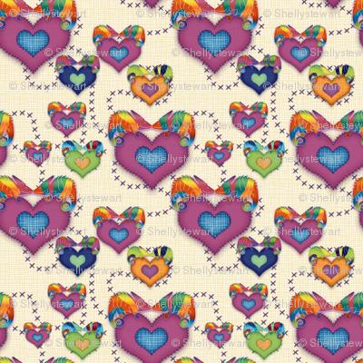 the love chameleon