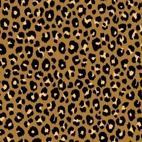 Gold - Leopard