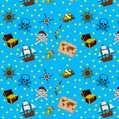 Pirates beyond the sea