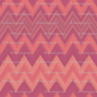 chalk chevron pink