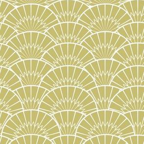 Mustard Fantail
