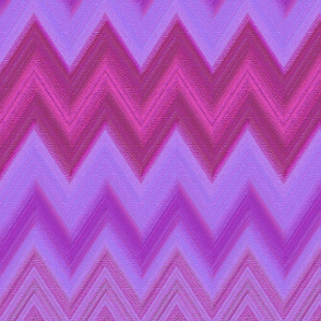chalk chevron orchid