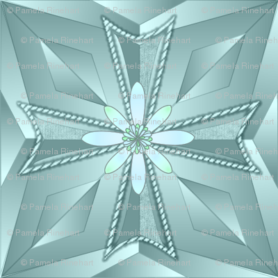 templar_cross_prism_ice_flower