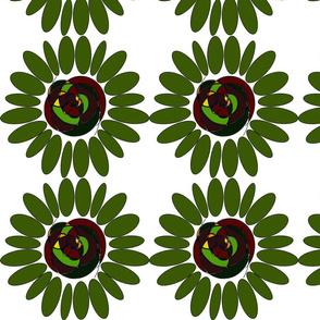 Groovy Flower-ed-ed